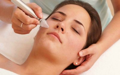 Microdermabrasion facial treatments