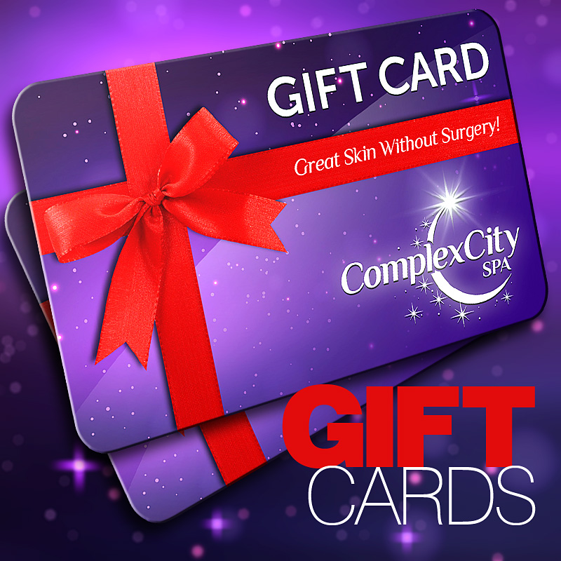 Complex City Spa Gift Card
