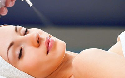 A secret to dewy skin: Oxygen Facials