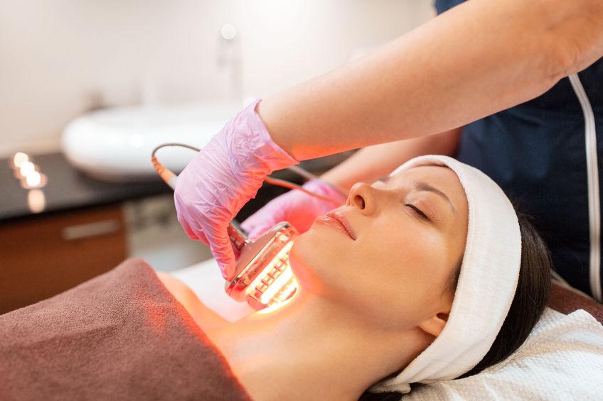 Vip Refresh Oxygen Acne Pore Reducing Facial Led Light