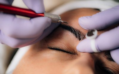 Microblading, Microneedling and an Enhanced Physical Appearance